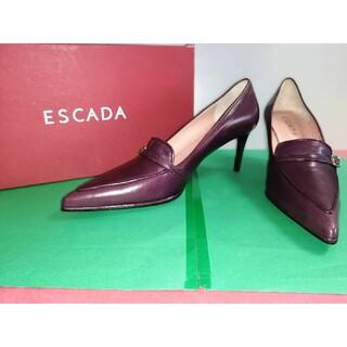 エスカーダ(ESCADA)の未使用❗ESCADA エスカーダ パンプス 35210114(ハイヒール/パンプス)