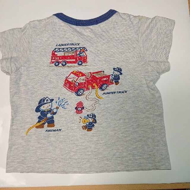 familiar(ファミリア)の(300)ファミリア半袖Tシャツ キッズ/ベビー/マタニティのキッズ服男の子用(90cm~)(Tシャツ/カットソー)の商品写真