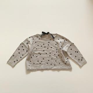 コドモビームス(こども ビームス)の韓国子供服 bien a bien 星柄ニット monmimi zarababy(ニット)