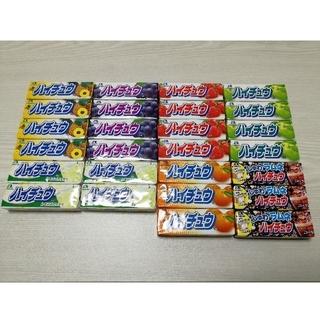 森永製菓 - ハイチュウ7種 計26個