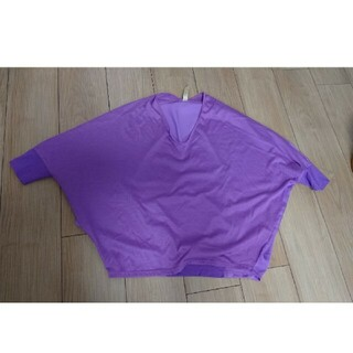 キュー(Q)の「Q」ドルマントップス(Tシャツ(長袖/七分))