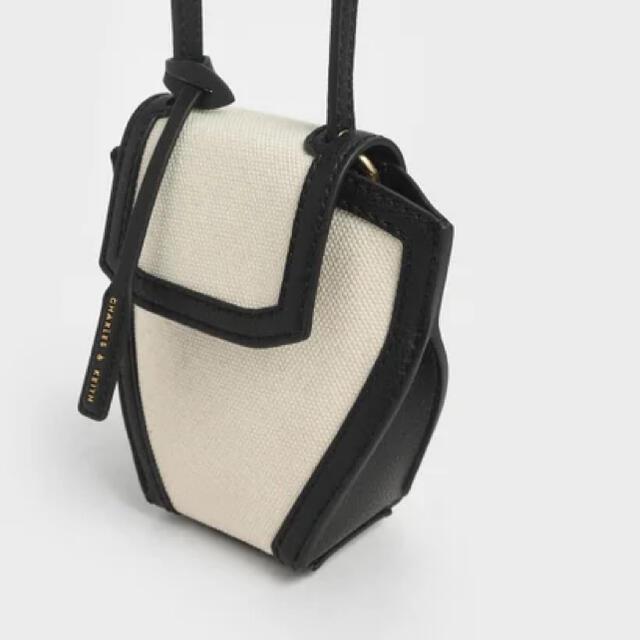 Charles and Keith(チャールズアンドキース)のボディーバッグ レディースのバッグ(ショルダーバッグ)の商品写真