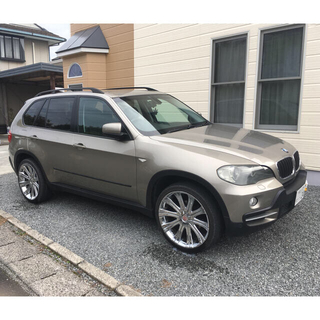 BMW - BMW X5 E70 3.0si 平成20年 岡山 車検R3.6.5