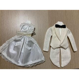 ウエディングドレス、タキシードサシェ(ウェルカムボード)