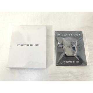 ポルシェ(Porsche)のポルシェ スマートフォンリング 新品未使用(モバイルケース/カバー)