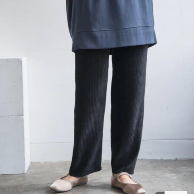 niko and...(ニコアンド)のニコアンド  カットコールリラックスパンツ レディースのパンツ(カジュアルパンツ)の商品写真