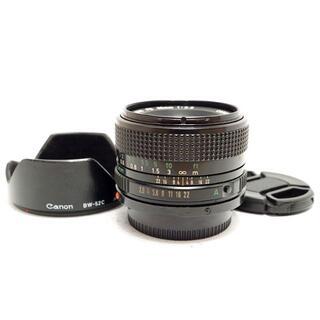 Canon - ■ 希少な単焦点  Canon New FD 35mm F2.8