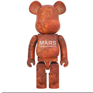 MEDICOM TOY - BE@RBRICK MARS 100%&400%