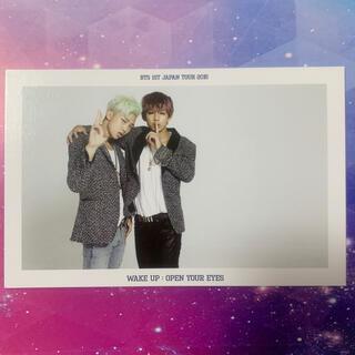 防弾少年団(BTS) - BTS♡2015 WAKE UP ポストカード ナムジュン&テヒョン♡