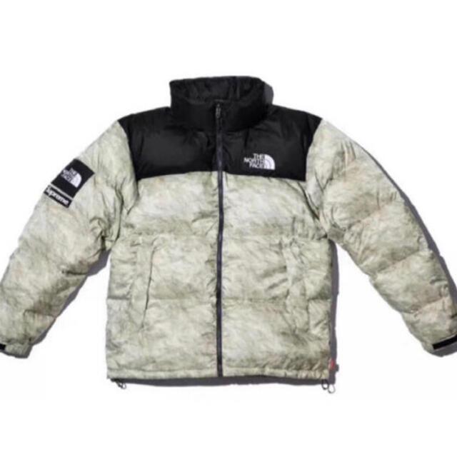 Supreme(シュプリーム)のsupreme the north face nuptse jacket  メンズのジャケット/アウター(ダウンジャケット)の商品写真