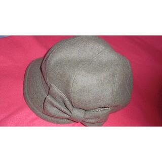 💖ede quiya  (日本製)帽子(サイズ:S~M)(その他)