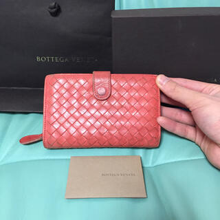 ボッテガヴェネタ(Bottega Veneta)の格安 早い者勝ち 確実正規品 ボッテガヴェネタ ボッテガ 財布 長財布 バッグ(財布)