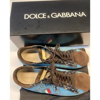 DOLCE&GABBANA - DOLCE&GABBANA スニーカー