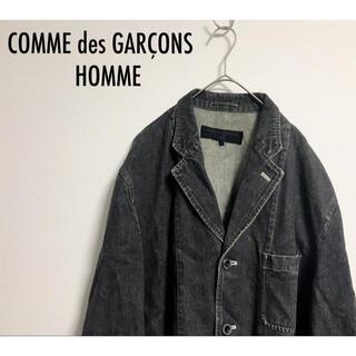 コムデギャルソン(COMME des GARCONS)の古着 COMME des GARÇONS HOMME ビッグデニムジャケット(テーラードジャケット)
