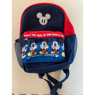 ディズニー(Disney)のミッキー⭐︎キッズリュック(リュックサック)