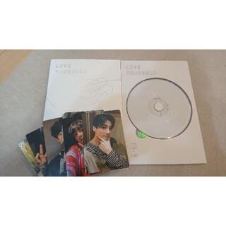 防弾少年団(BTS) - BTS Love yourself承 Lver. アルバム トレカ7枚