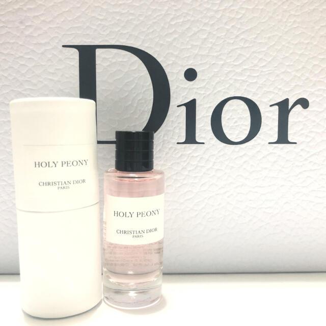 Christian Dior(クリスチャンディオール)のDior 新品 メゾンクリスチャンディオール ホーリーピオニー コスメ/美容の香水(香水(女性用))の商品写真