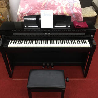 ヤマハ - ヤマハ電子ピアノCLP545PE新品時とそう変わらない位に状態良好全国発送納品も