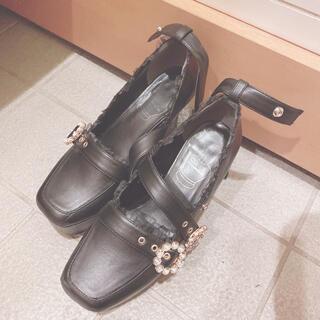 Swankiss - ♡ Swankiss ビジューパンプス 靴 ♡