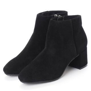 イーボル(EVOL)の値下げ◎新品【EVOL】ILIMA 防水 本革6cmヒールショートブーツ(ブーツ)