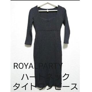 ROYAL PARTY - ROYALPARTY ロイヤルパーティー タイトワンピース