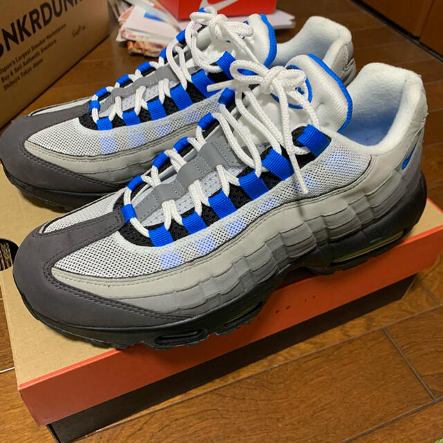 NIKE(ナイキ)のAir Max 95 OG Crystal Blue メンズの靴/シューズ(スニーカー)の商品写真