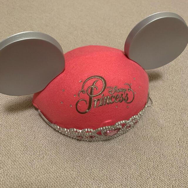 Disney(ディズニー)のディズニー イヤーハット プリンセス エンタメ/ホビーのおもちゃ/ぬいぐるみ(キャラクターグッズ)の商品写真