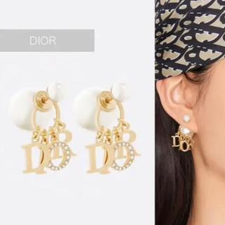 Christian Dior - 新品未使用  正規品 DIOR TRIBALES パール ピアス