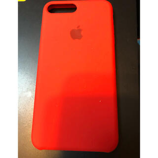 Apple - iPhone 8 Plus/7 Plus シリコンケース