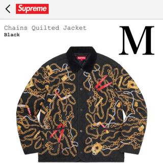 シュプリーム(Supreme)のsupreme Chains Quilted Jacket(その他)
