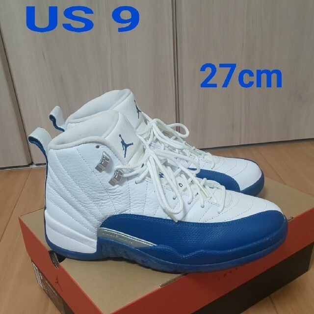 【solo_losso_solo様専用】AIR JORDAN12  メンズの靴/シューズ(スニーカー)の商品写真