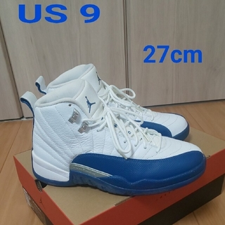 AIR JORDAN12 FRENCH BLUE