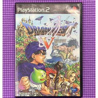 プレイステーション2(PlayStation2)のPlayStation2 ドラゴンクエストV 天空の花嫁(家庭用ゲームソフト)