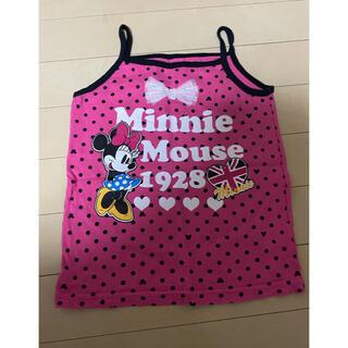 ディズニー(Disney)のキャミ110(Tシャツ/カットソー)