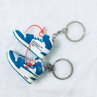 OFF-WHITE - Nike ✖️offWhiteミニチュアキーホルダー
