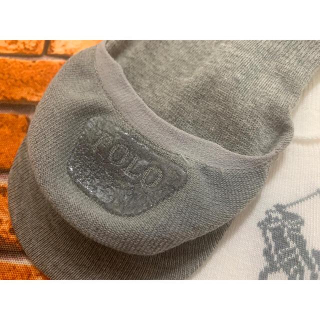 Ralph Lauren(ラルフローレン)の【国内正規店購入】ラルフローレン メンズフットカバー 靴下 3足セット【人気色】 メンズのレッグウェア(ソックス)の商品写真