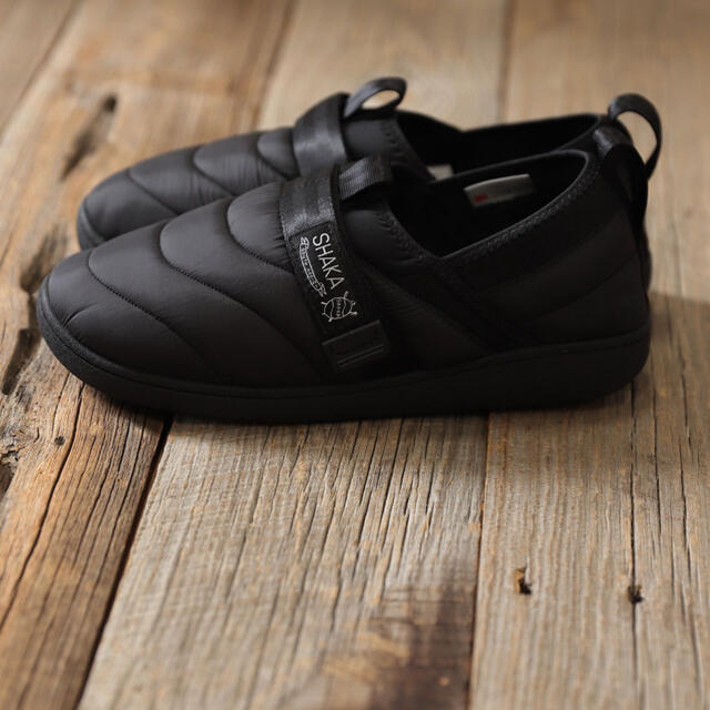 FREAK'S STORE(フリークスストア)の値下げ!WEB限定 SHAKA/シャカ 別注 SCHLAF MOC/スリッポン メンズの靴/シューズ(サンダル)の商品写真