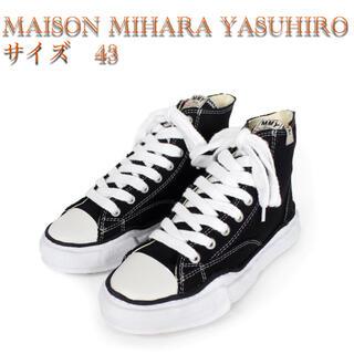 MIHARAYASUHIRO - OG Sole Canvas High-top Sneaker