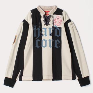 ヴィヴィアンウエストウッド(Vivienne Westwood)のvivienne westwood 20aw hard core ボーダー (Tシャツ/カットソー(七分/長袖))