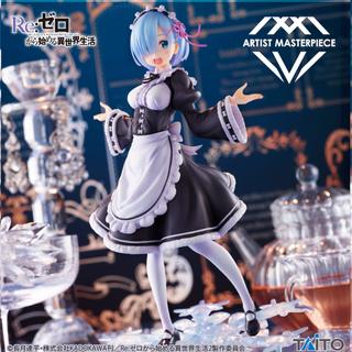 リゼロ AMP レム フィギュア〜Winter Maid image ver.〜