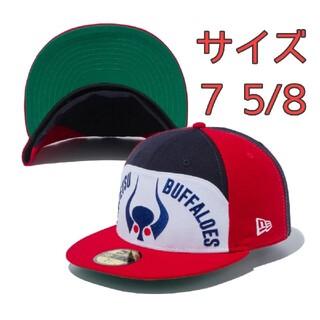 NEW ERA - 7 5/8 大阪近鉄バッファローズ NEW ERA ニューエラ 岡本太郎