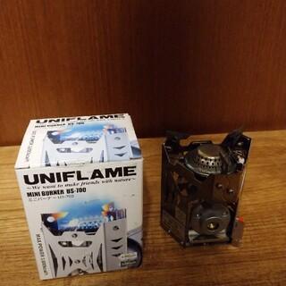 ユニフレーム(UNIFLAME)のユニフレーム シングルバーナー us-700(調理器具)