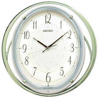 セイコー(SEIKO)の【新品未開封】セイコー クロック AM262W からくり・アミューズ電波掛け時計(掛時計/柱時計)