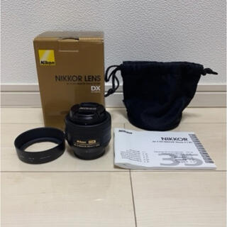 Nikon - ニコン Nikon AF-S DX NIKKOR 35mm f/1.8G