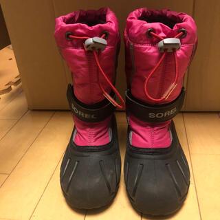 ソレル(SOREL)のソレル  フルーリー 18cm(ブーツ)