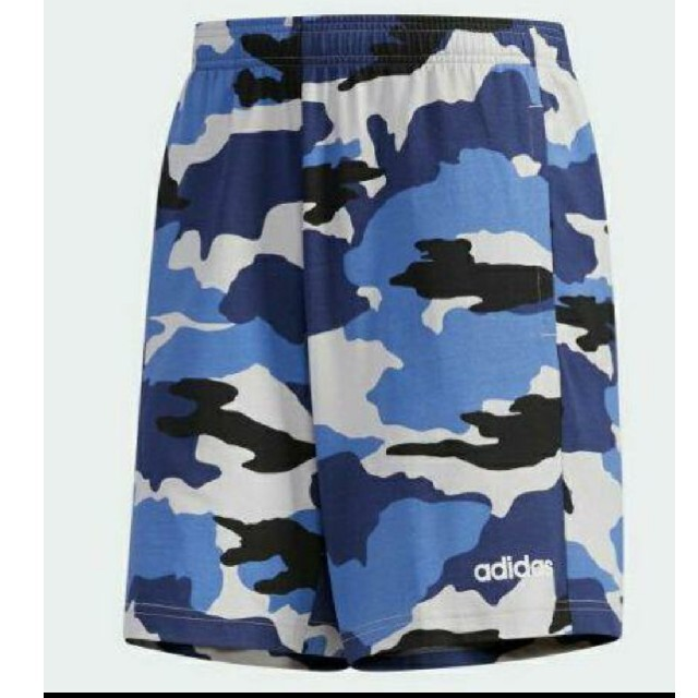adidas(アディダス)の新品 adidas アディダス   迷彩柄 ショーツ(ハーフパンツ) メンズのパンツ(ショートパンツ)の商品写真