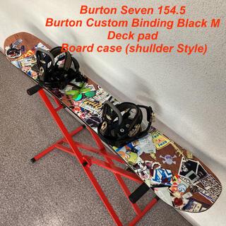 Burton スノーボード SEVEN 154.5