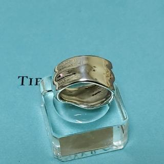 Tiffany & Co. - 希少☆美品 ティファニー シルバーリング