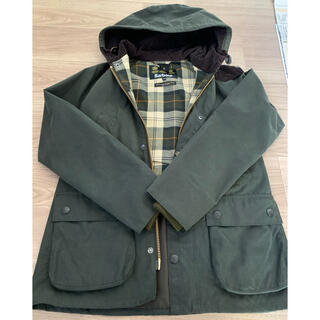 Barbour - babour HOODED BEDALE