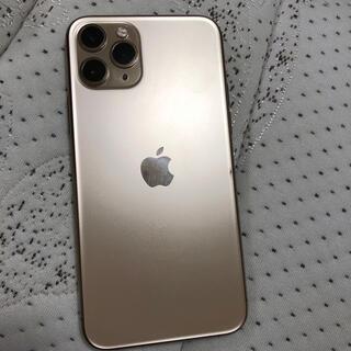 iPhone - iPhone11プロ SIMフリー 256ギガ ゴールド